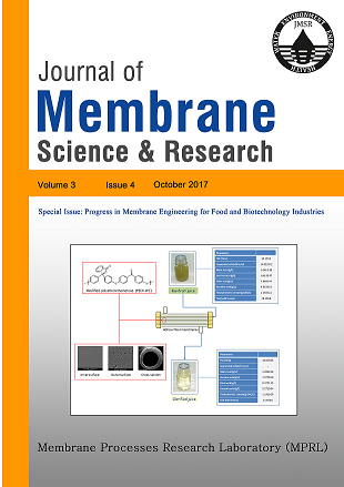 Special Issue: Progress in Membrane Engineering for Food and Biotechnology Industries