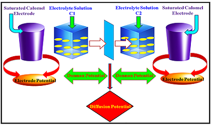 Synthesis and characterization of Co3(Po4)2 and Ni3(Po4)2 composite membranes based on PVC: A Comparative electrochemical studies through aqueous electrolyte solutions