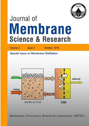 Progress on Membrane Distillation and Related Technologies