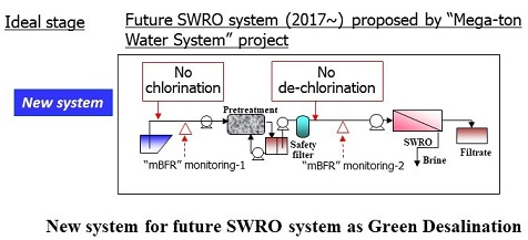 Sustainable Seawater Reverse Osmosis Desalination as Green Desalination in the 21st Century
